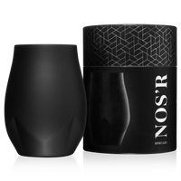 NOS'R Insulated Nosing Glass | Matte Black - Mcknz Boutique