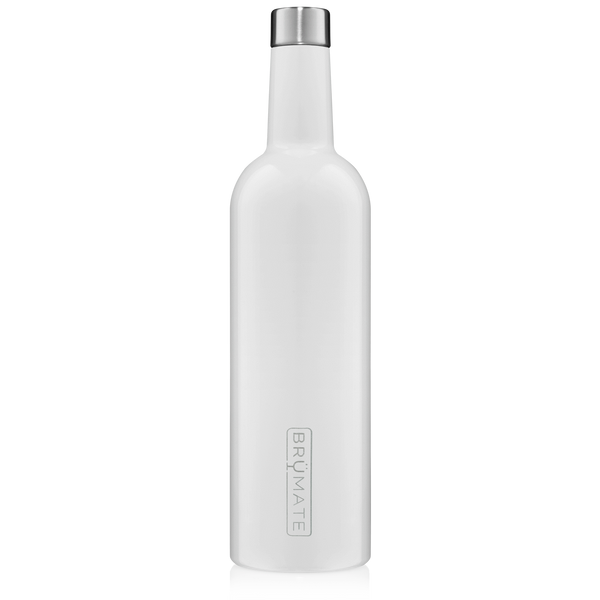 WINESULATOR™ 25oz Wine Canteen | Ice White - Mcknz Boutique