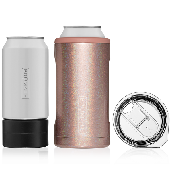 HOPSULATOR TRíO 3-in-1 | Rose Gold (16oz/12oz cans) - Mcknz Boutique