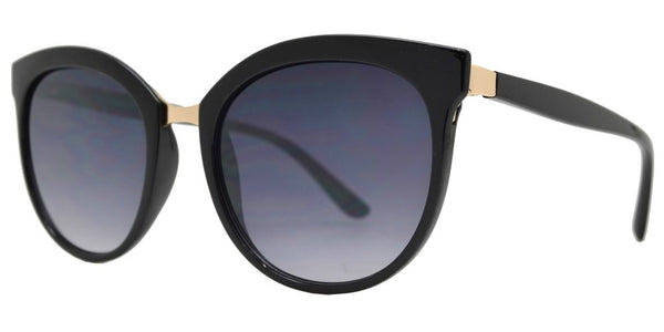 Fall In Love Sunglasses (Black) - Mcknz Boutique