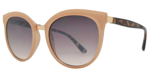 Fall In Love Sunglasses (Tan) - Mcknz Boutique