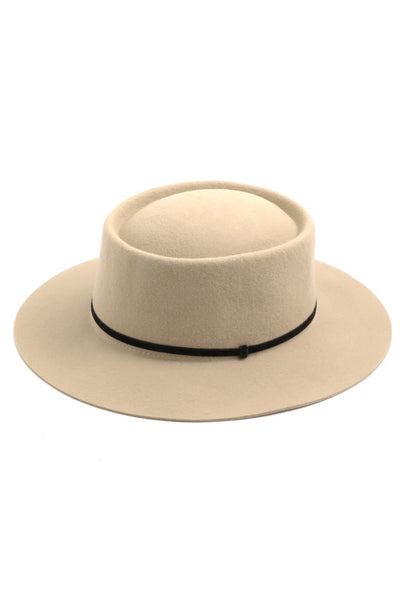 Olivia Rae Wool Hat (Golden Honey) - Mcknz Boutique