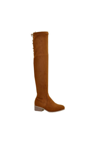 Melodii Ski Over-the-Knee Stretch Boot - Mcknz Boutique