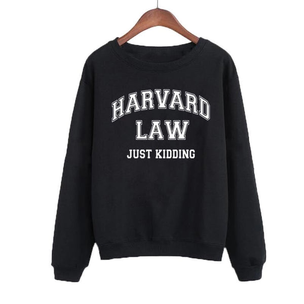 Harvard J.K. Sweatshirt - Mcknz Boutique