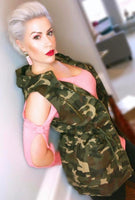 Military Camo Vest - Mcknz Boutique