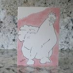 Load image into Gallery viewer, Box Set of 8 Hens Cards