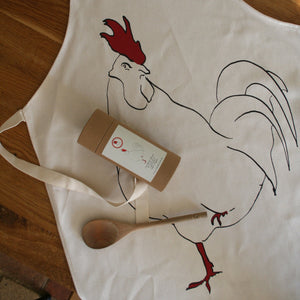 Cockerel Aprons