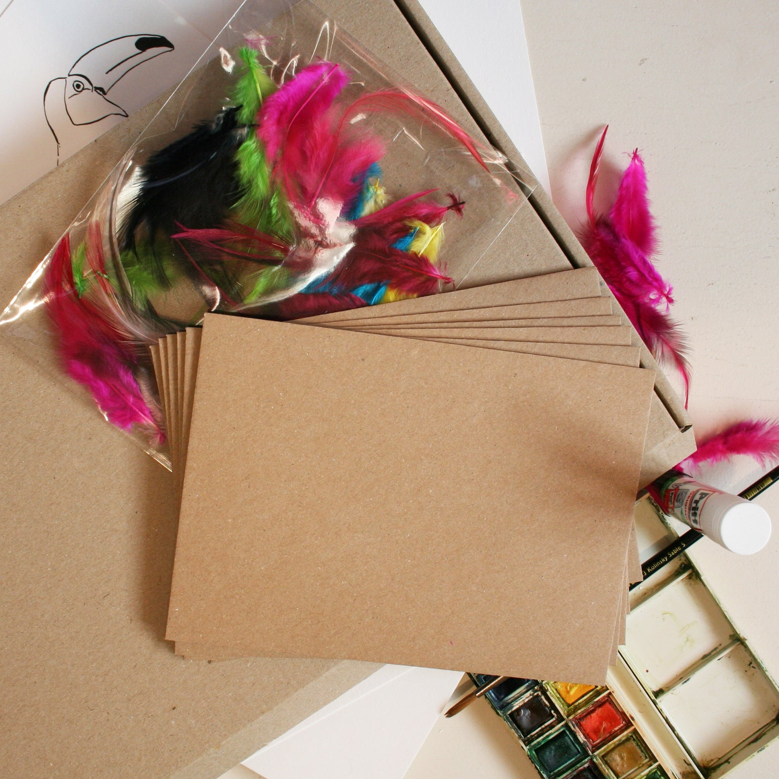 Craft Kits with 6 cards
