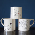 Load image into Gallery viewer, Mugs from Cluck Cluck