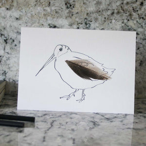 Woodcock cards