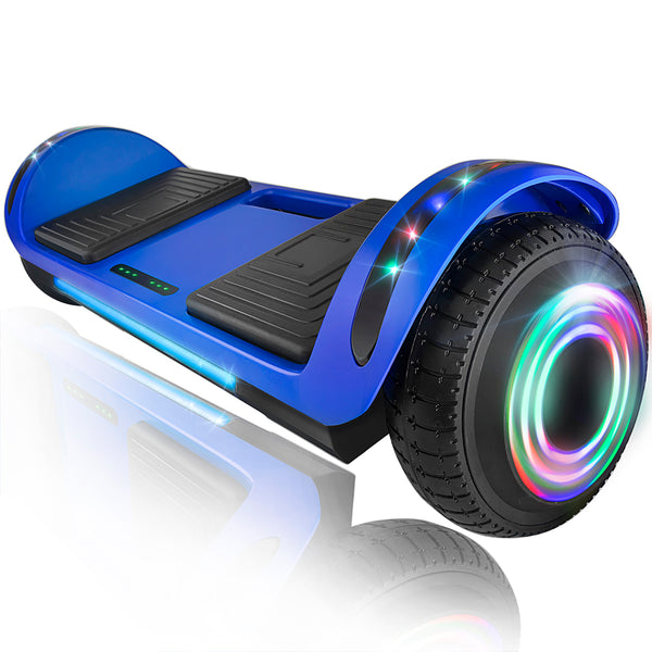 "XPRIT 6.5"" Flat Hoverboard-Blue"