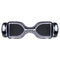 XPRIT Turtle Series Hoverboard Chrome Black, 6.5""