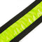 "XPRIT Waist Belt Lights Glow Band for Running, Scooter Safety, Pet Safety w/Rechargeable Battery, Adjustable 30""-40"" Length, Green"