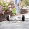 "XPRIT 8.5"" Wheel Hoverboard w/Bluetooth Speaker - White"