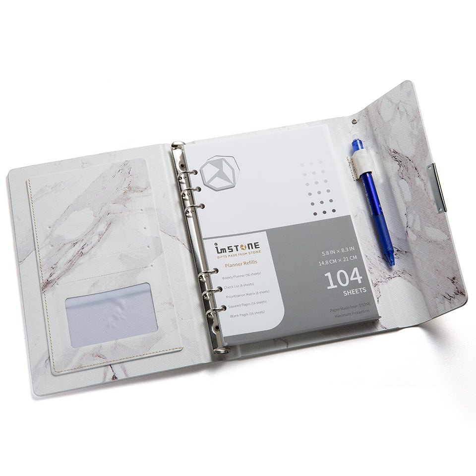Anti-Theft Stone Binder