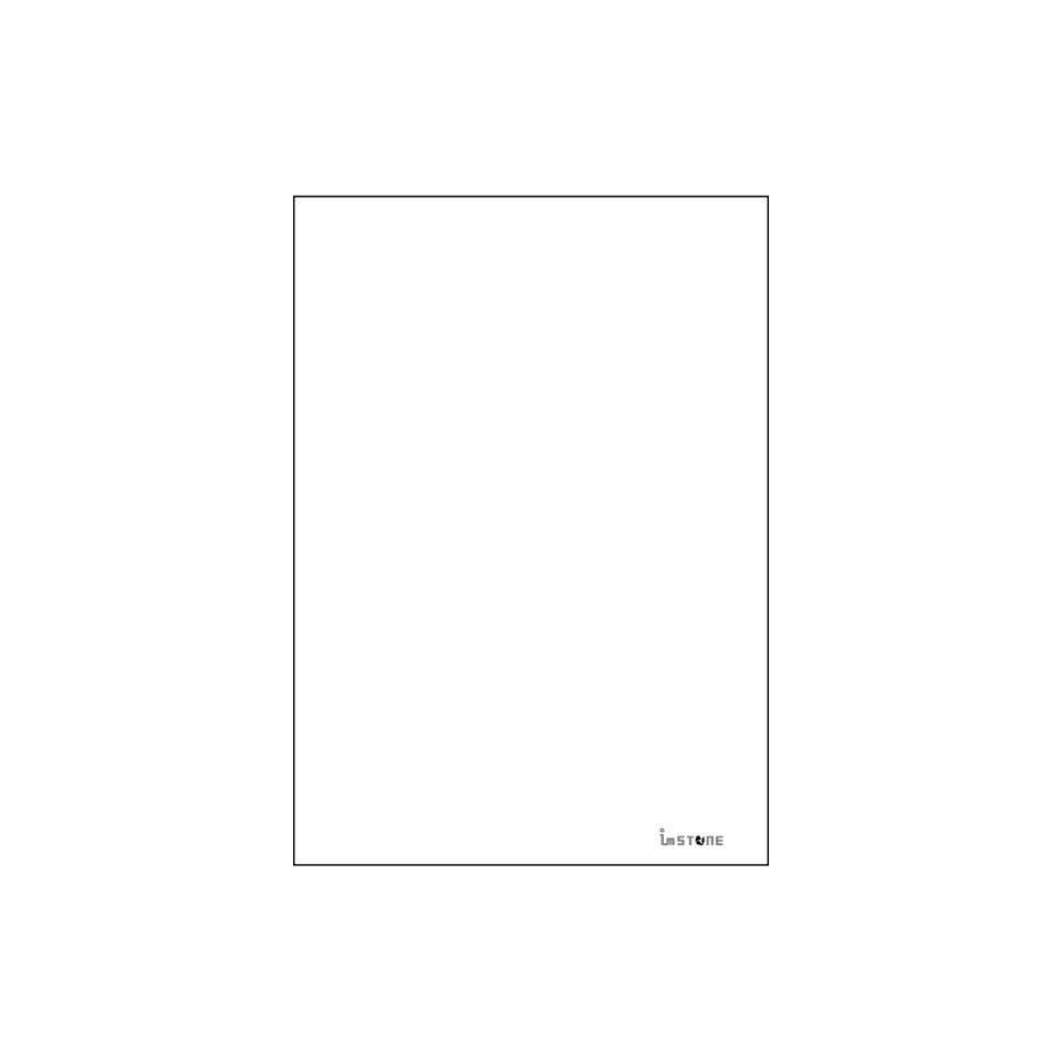 Blank pages, right.