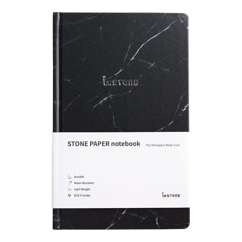 RockBook, 13 × 21 cm, Assorted Pages