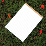 Letter Size Perforated Notepad
