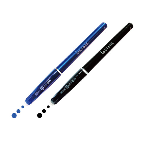 imSTONE Erasable Pens, pack of 3