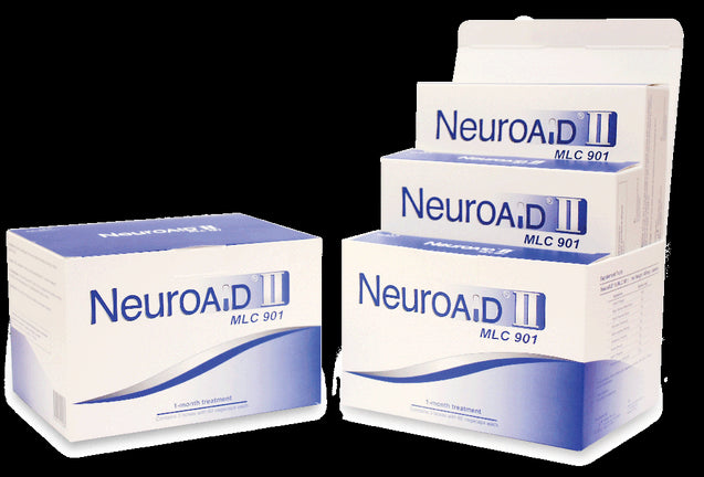 NEUROAID II Clinically proven to improve Neurological Cognitive motor functions