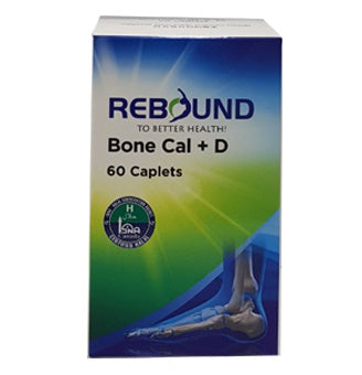 Rebound Bone Cal with D 60s
