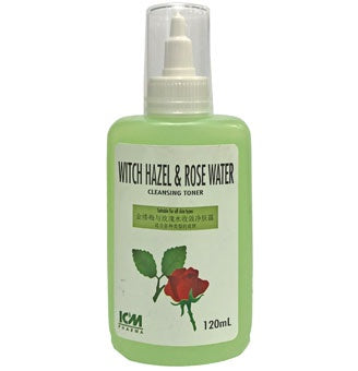 Witch Hazel  Rose Water 120ml