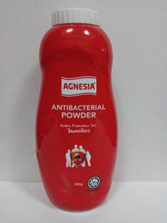 Agnesia Dusting Powder 300g Plastic