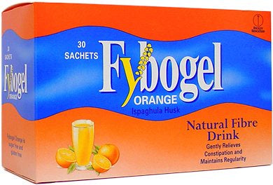 Fybogel Orange Sachet 1x 30s
