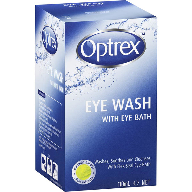 Optrex EyeWash 110ml x 1s