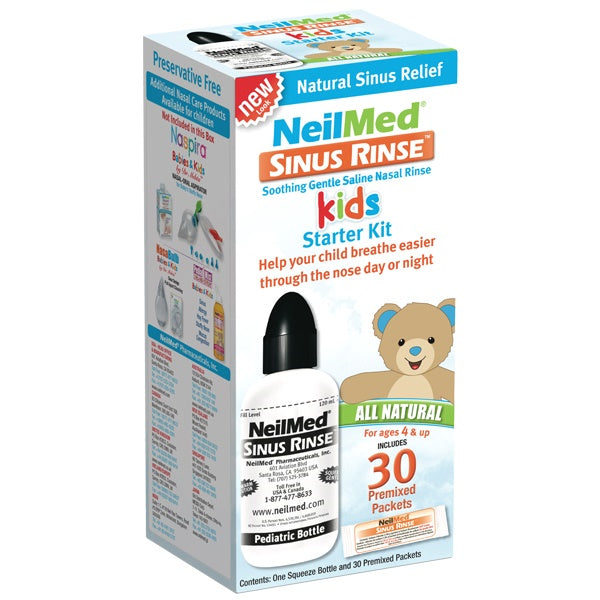 Neilmed Sinus Rinse Kids Starter Kit 30ct