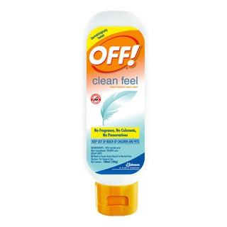 Off Clean Feel Lotion 100mL