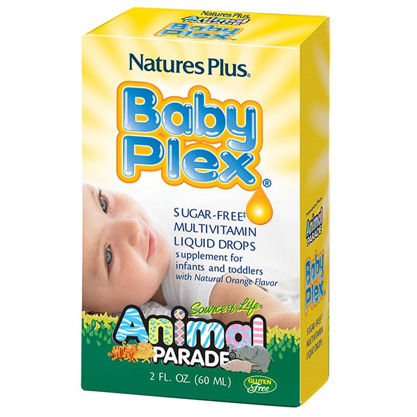 Natures Plus Source of Life Animal Parade® Baby Plex®