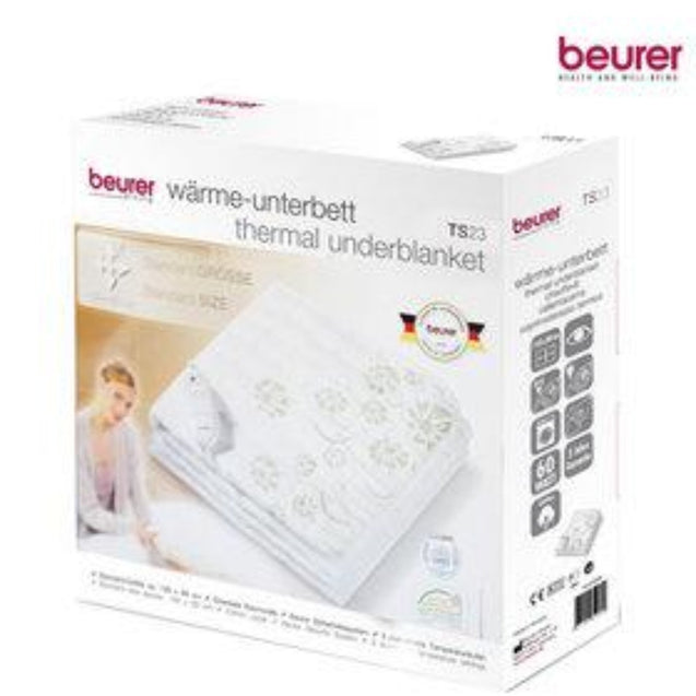 Beurer TS 23 heated underblanket