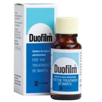 Duofilm Solution 15ml size
