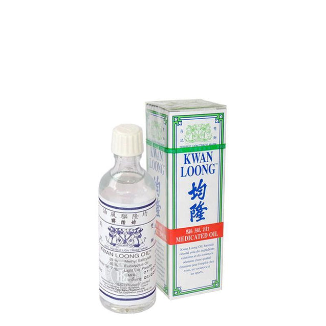 Kwan Loong Medicated Oil 15ml