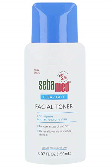 Sebamed Clear Face  Facial Toner 150ml