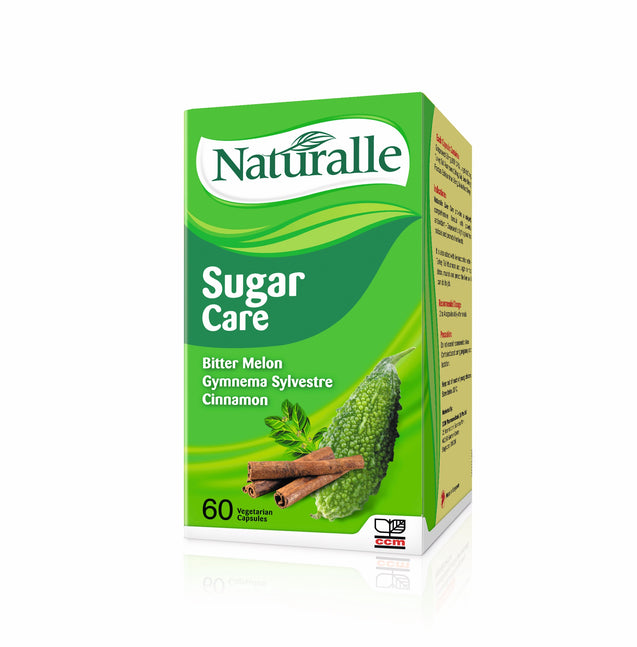 Naturalle Sugar Care Capsule 60s