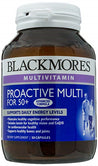 BLACKMORES PROACTIVE MULTI FOR 50+  50 CAPSULES