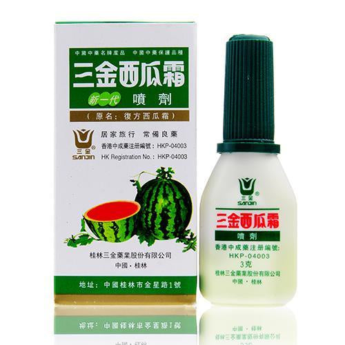 Sanjin Watermelon Frost Spray 3g