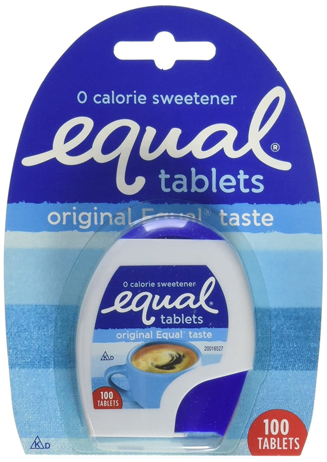 Equal Classic Tablets 100s