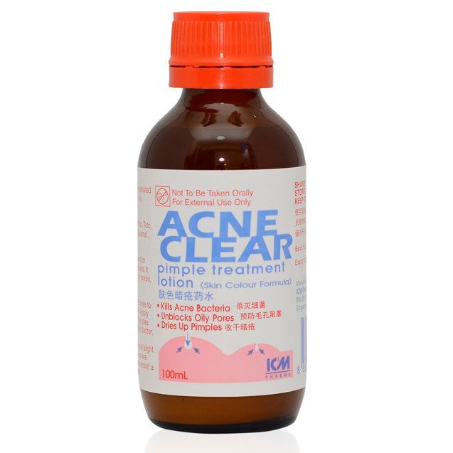 ICM PHARMA Acne Clear Lotion 100ml