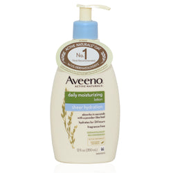 Aveeno Daily Moisturising Lotion Sheer Hydration 350ml