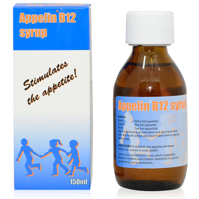 Appelin B12 Syrup 150ml