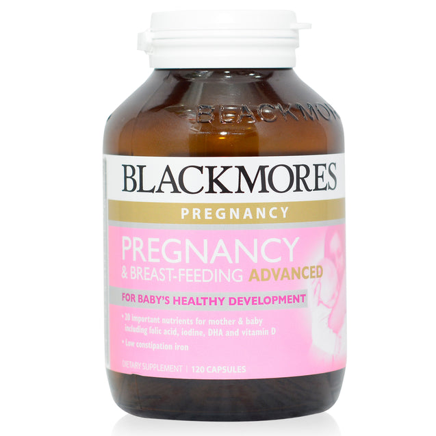 Blackmores Pregnancy and Breastfeeding Advanced 120s