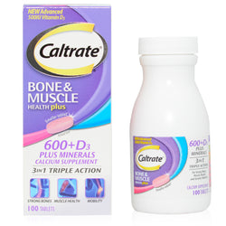 Caltrate Plus 100s