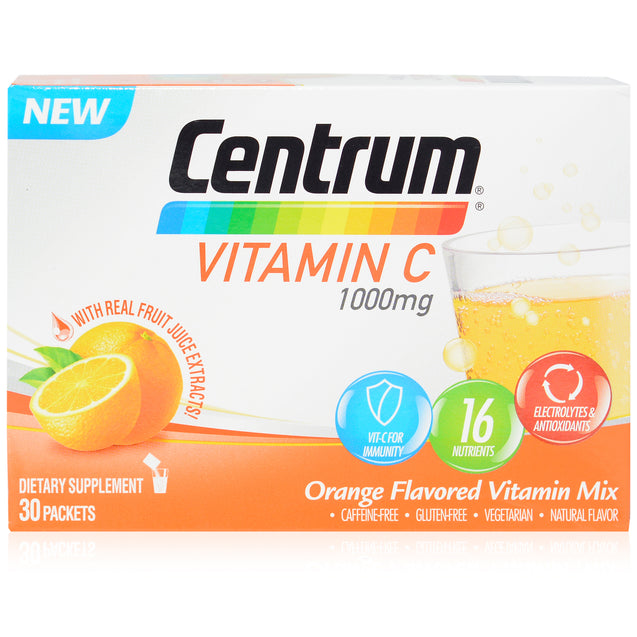 Centrum Vitamin C Mix 30s