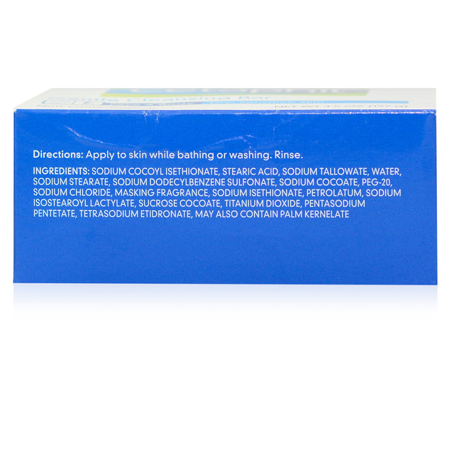 Cetaphil Gentle Cleansing Bar_side