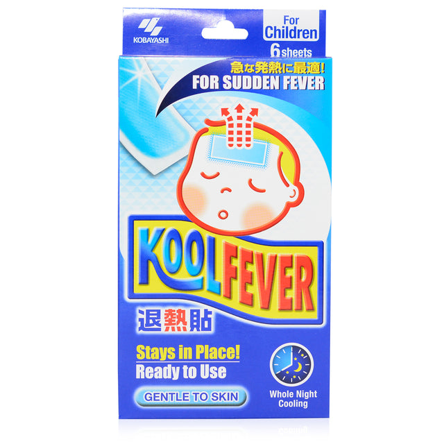 Kool Fever For Children 6's