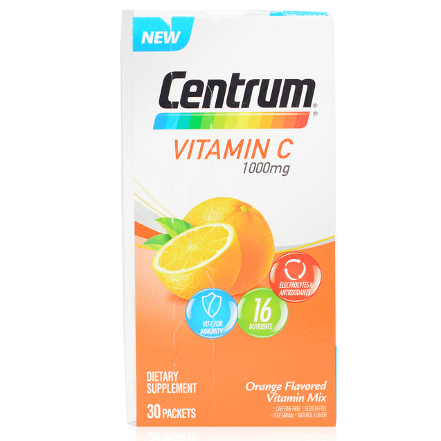 Centrum Vitamin C Mix 30s_sideview