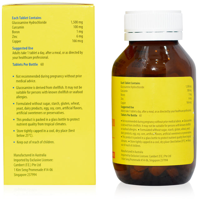 Kordel Glucosamine 1500+Curcumin 60s_backview2